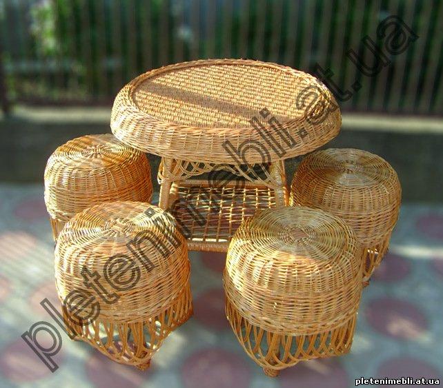 Плетения лозой
